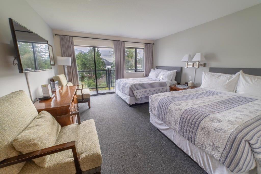 Ocean Inlet View Rooms