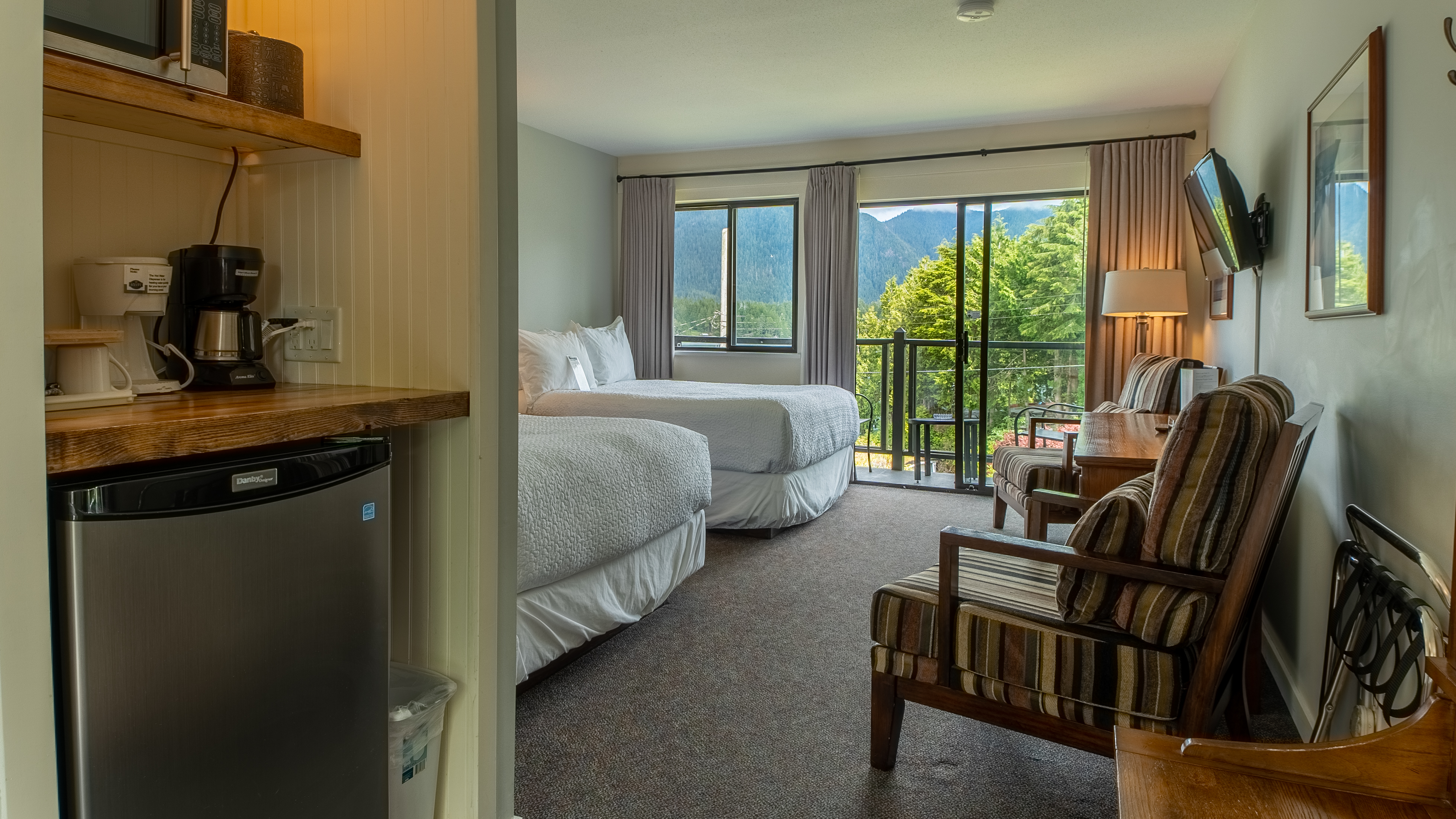 Water View Rooms