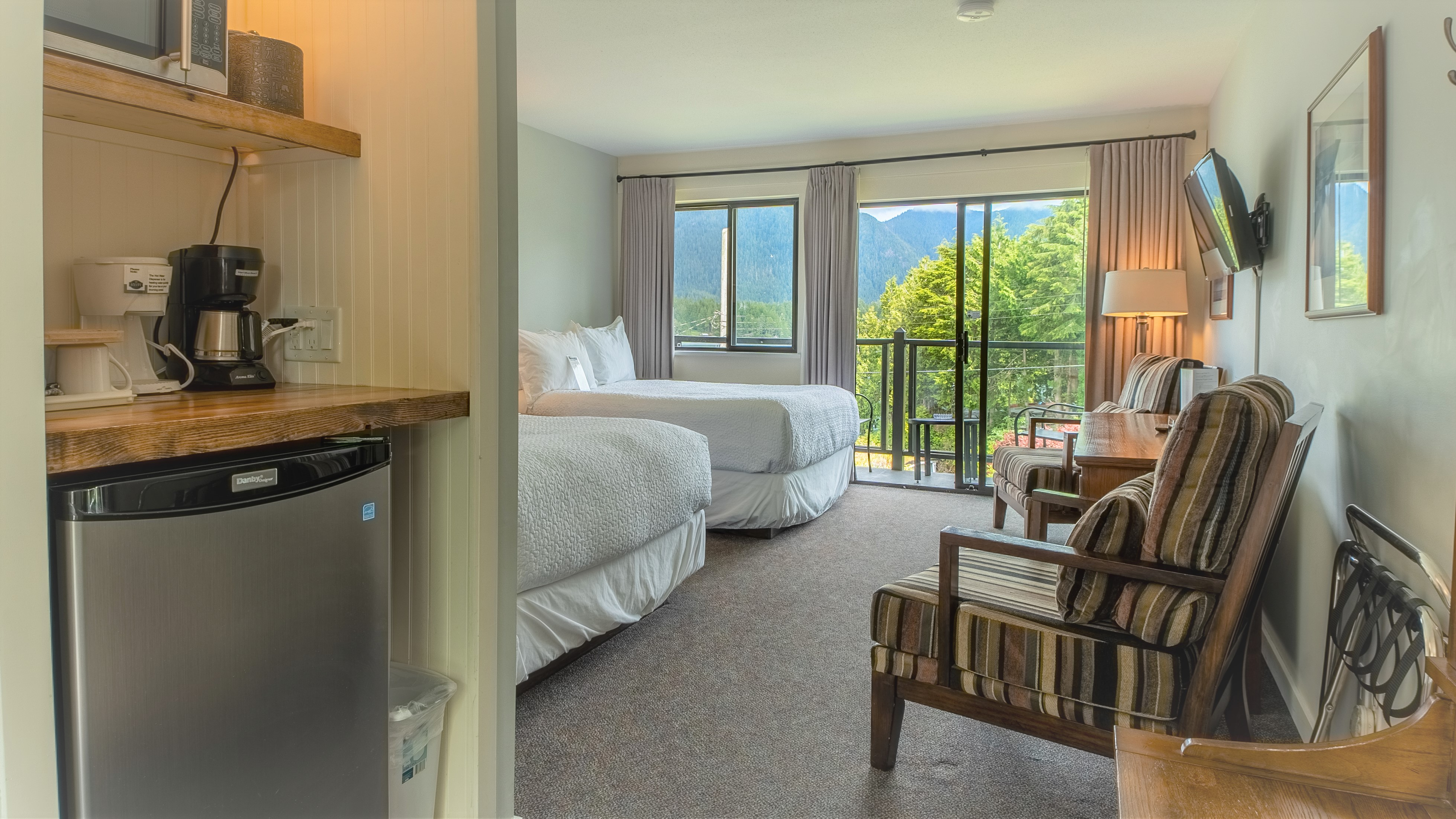 Water View Accessible Rooms
